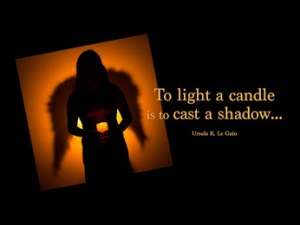 Candle proverbial beauty wisdom proverbs