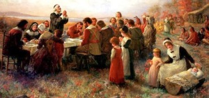 The-First-Thanksgiving-Dinner