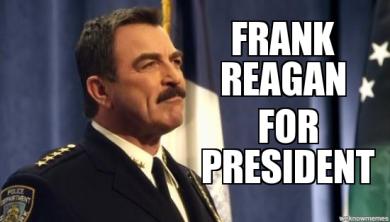 Frank Reagan
