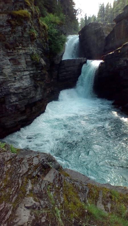 St. Mary's Falls 1
