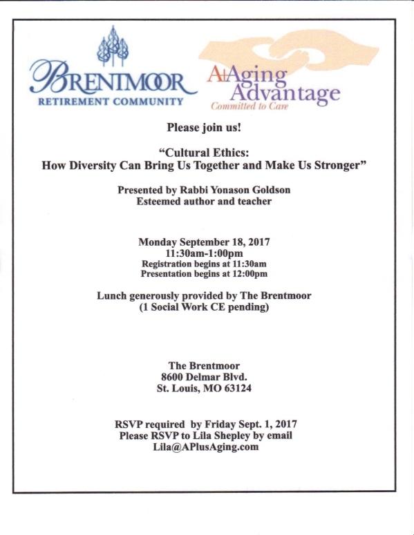Brentmoor flyer