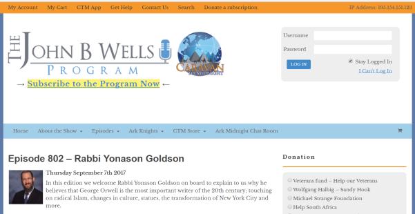 John B Wells 2